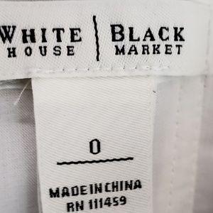 White House Black Market Tops - 🔵5/$50🔵 White House Black Market Strapless Black